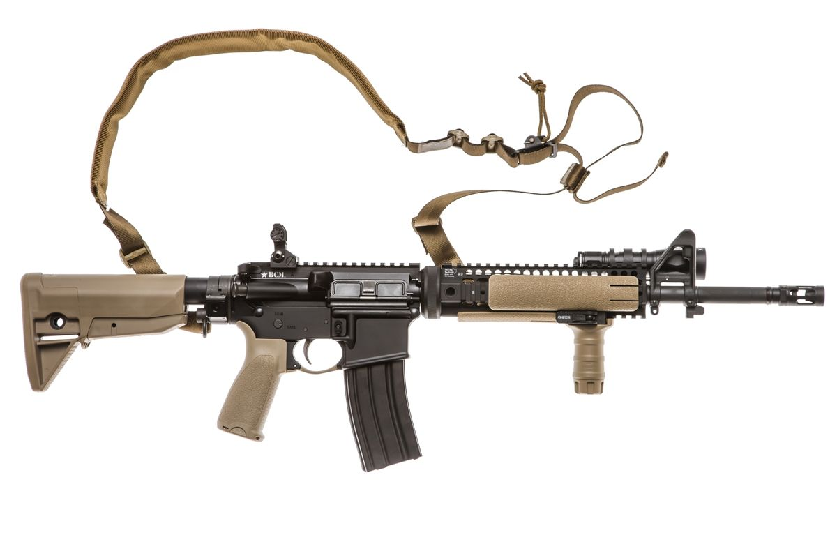 BCM® EAG Tactical Carbine Package (FDE)