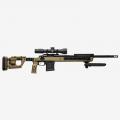 Magpul pažba Pro 700 pro klikovky Remington 700 Short Action - sklopná, FDE