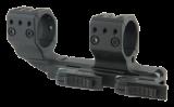 Spuhr Rychloupínací předsazená montáž pro puškohledy s tubusem 34 mm, výška 38 mm, sklon 6 MRAD