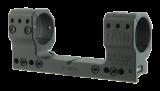 Spuhr Montáž pro puškohled s tubusem 34 mm, výška 38 mm, bez sklonu, větší vzdálenost mezi kroužky