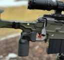 "Odstřelovací puška (klikovka) JP MR-19 26"" 6.5 Creedmoor (stavba 129) JP Rifles"