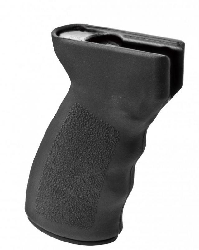 Pistolová rukojeť Ergo Metric Grip - Rigid pro pušky typu FAL - černá Ergo Grip