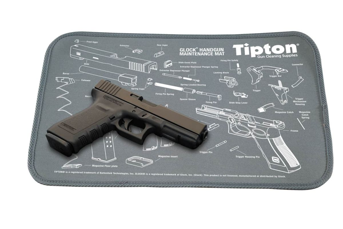 Tipton podložka Glock