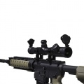 Puškohled Sightmark Ezekiel 1-10x24 Riflescope