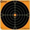 "Caldwell Terče - Orange Peel Bullseye 12"" 100 ks"