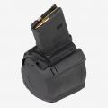 Magpul bubnový zásobník PMAG D-60 5.56x45 pro AR-15, 60 ran - černý