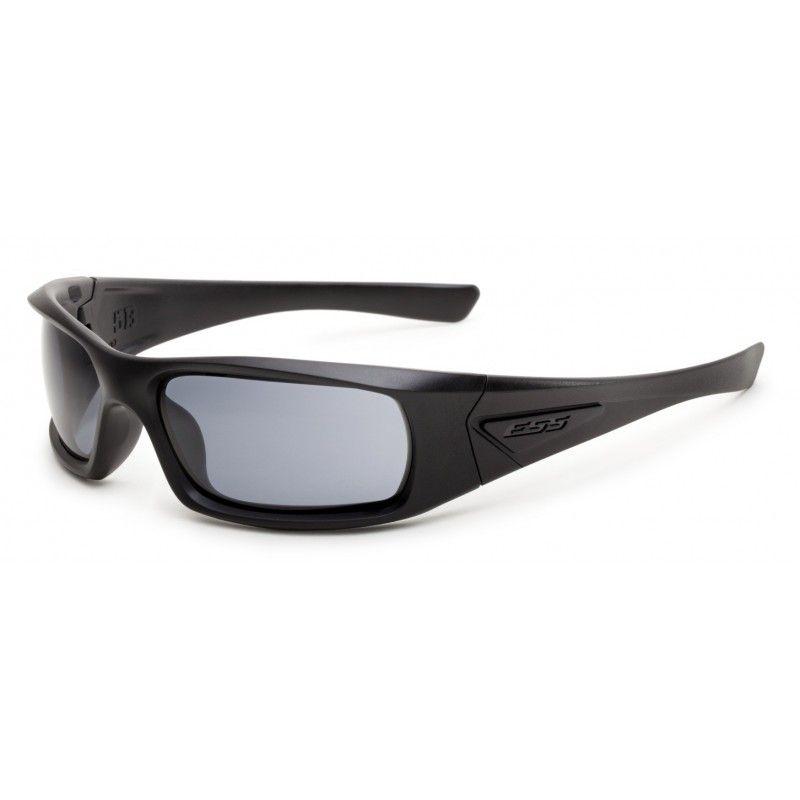ESS 5B International, smoke Grey lens - Black frame