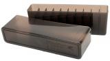 Krabička na 20 nábojů (.243, .308) - šedá