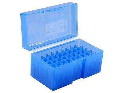 Krabička na 50 nábojů Frankford ARsenal 509 Blue