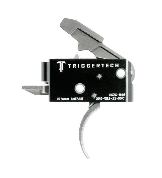 AR0-TBS-33-NNC   TriggerTech AR15 Competitive Curved SS