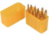 Lovecká krabička na 10 puškových nábojů - univerzální