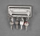 Držák na klíče