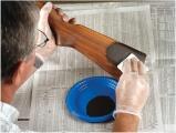 Sada pro znovuoživení povrchu dřevěné pažby