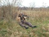 Střelecká stolice DeadShot FieldPod