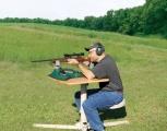 Střelecká stolice Matrix