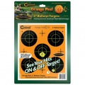 """Terče - Orange Peel Bullseye 2"""" 10 ks"""