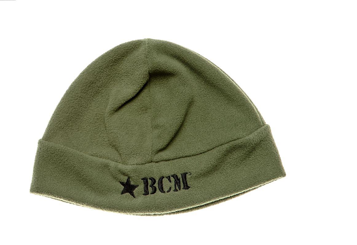 BCM-WATCHCAP-OD-GREEN   BCM WATCH CAP (Bravo Company MFG, Inc. HAT) - OD GREEN
