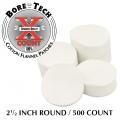 Bavlněné vytěráky X-Count .35 - .45 (500ks)