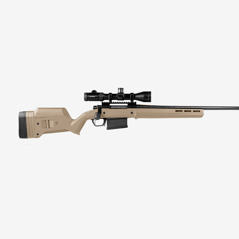 MAG483-FDE   Hunter 700L Stock – Remington® 700 Long Action (FDE)