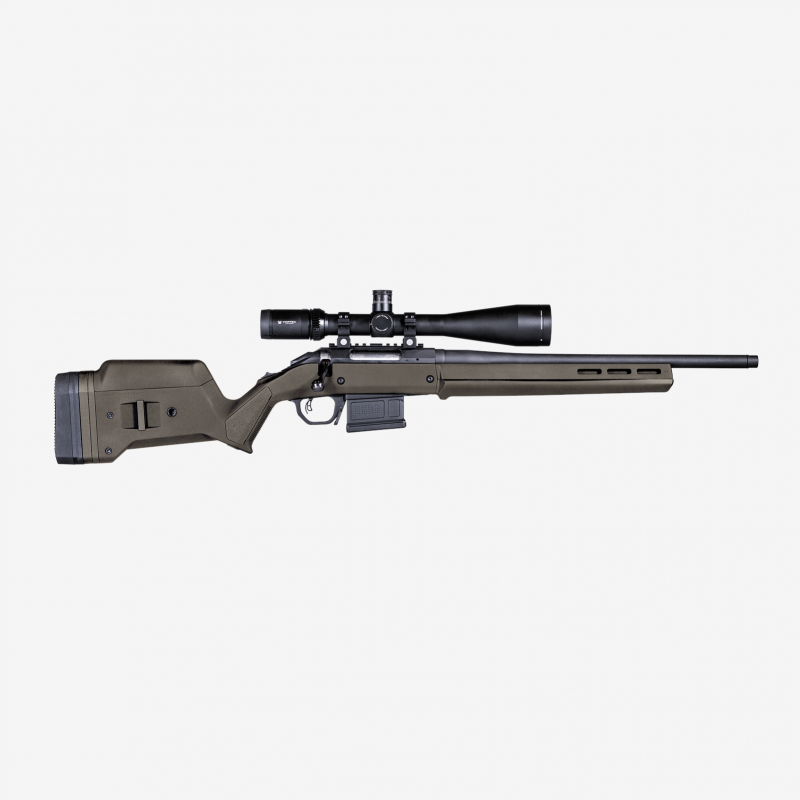 MAG931-ODG   Hunter American Stock – Ruger American® Short Action (ODG)