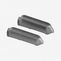 """Magpul sada dvou lícnic pro pažby Hunter/SGA 0.50"""" a 0.25"""" - šedá"""