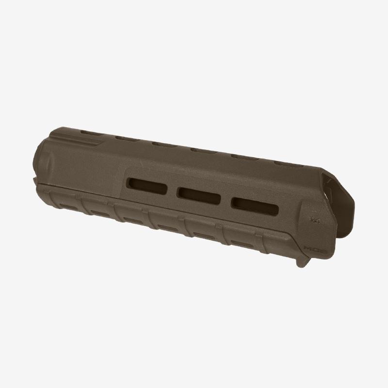 MAG426-ODG   MOE® M-LOK® Hand Guard, Mid-Length – AR15/M4 (ODG)