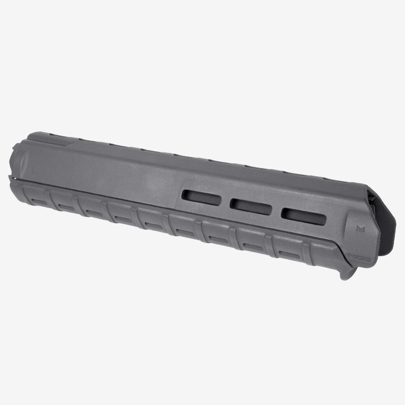 MAG427-GRY   MOE® M-LOK® Hand Guard, Rifle-Length – AR15/M4 (GRY)