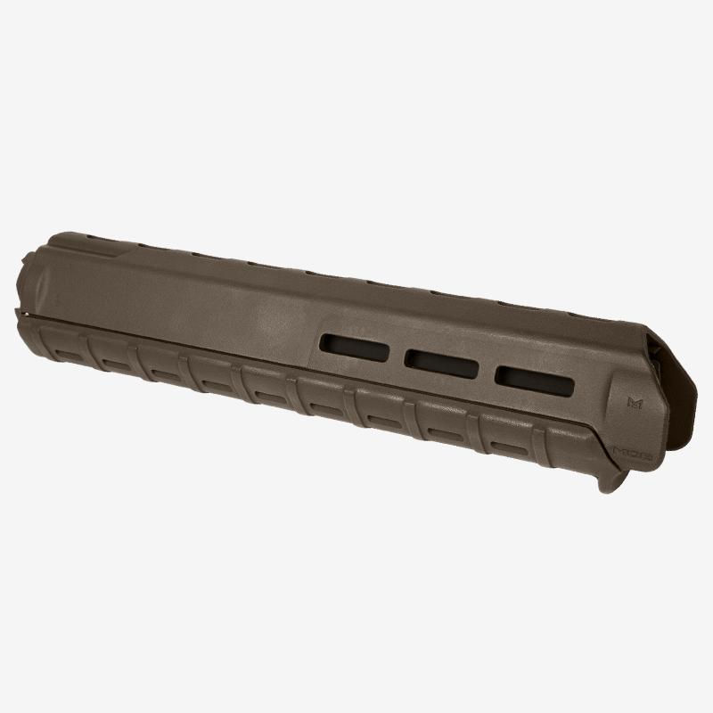 MAG427-ODG   MOE® M-LOK® Hand Guard, Rifle-Length – AR15/M4 (ODG)