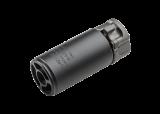 Prase - Warden blast diffuser - černý