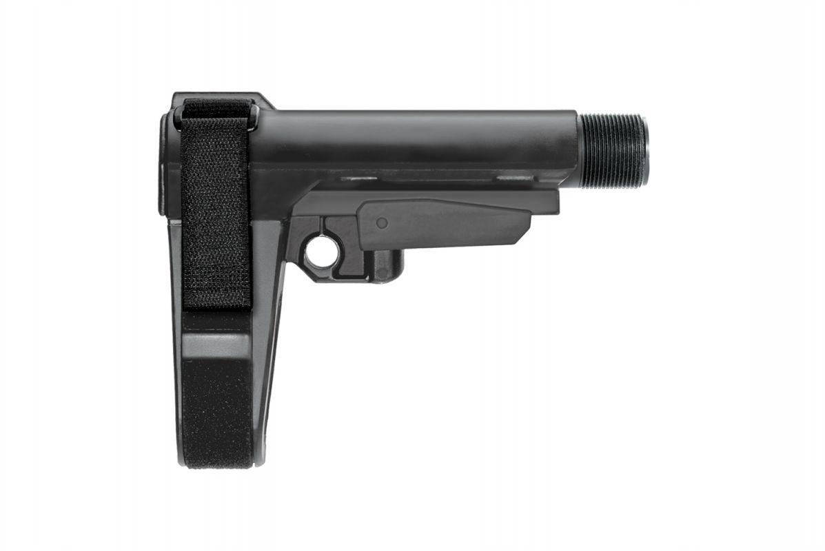 SB-SBA3-BLK   SB SBA3™ - Black