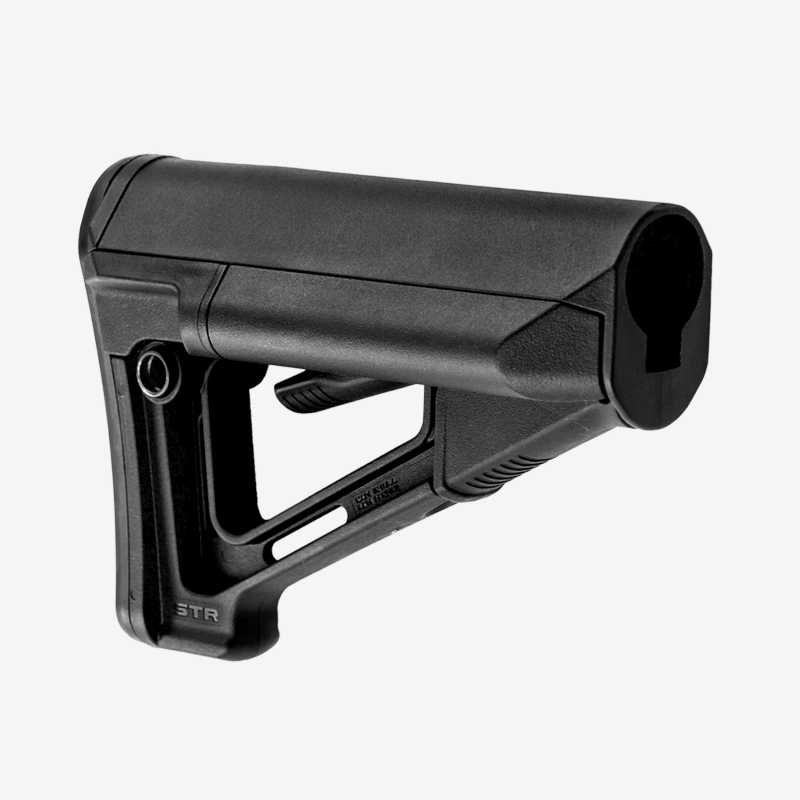 MAG470-BLK   STR® Carbine Stock – Mil-Spec (BLK)