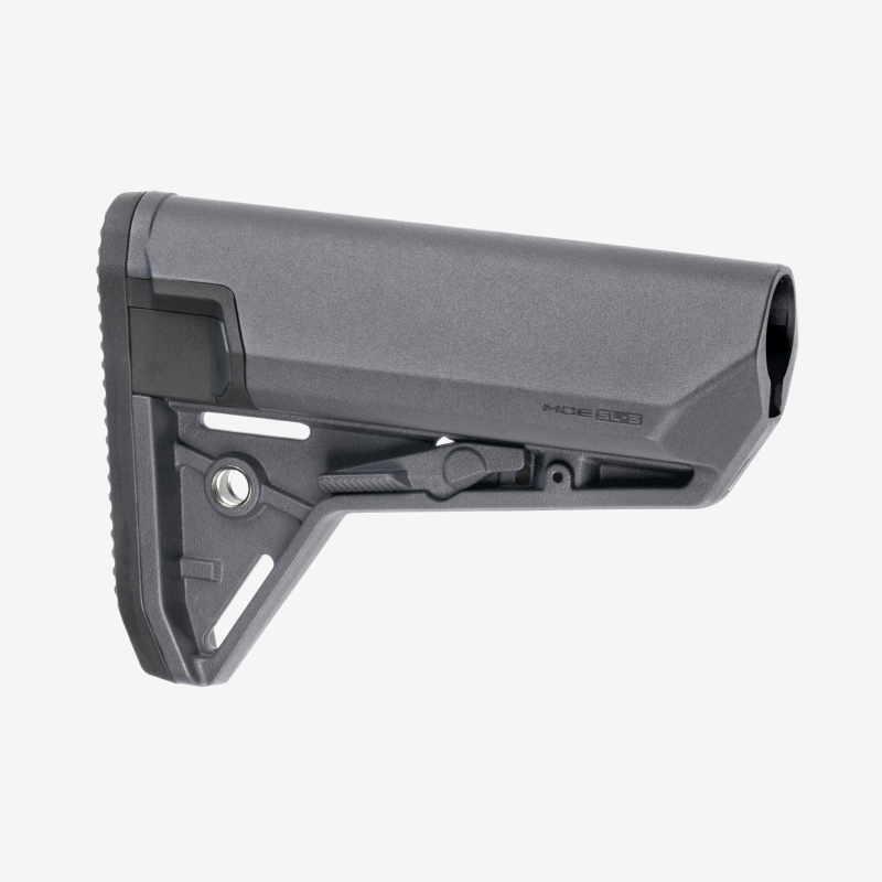 MAG653-GRY   MOE® SL-S™ Carbine Stock – Mil-Spec (GRY)