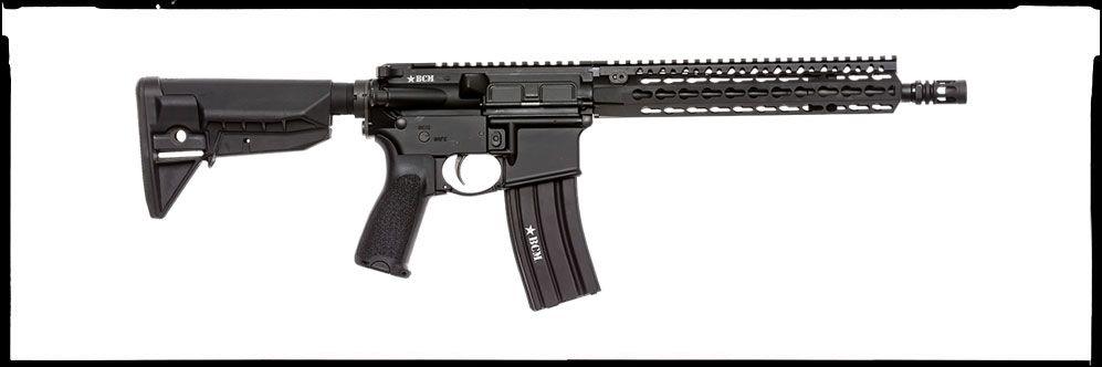 610-790   CQB11 11.5 Barrel KMR-A Carbine SBR - Black