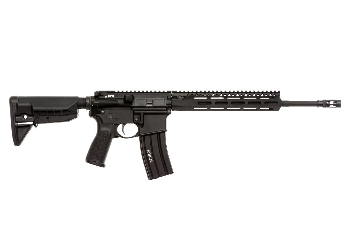 780-750-LW   BCM® RECCE-14 MCMR-LW Carbine