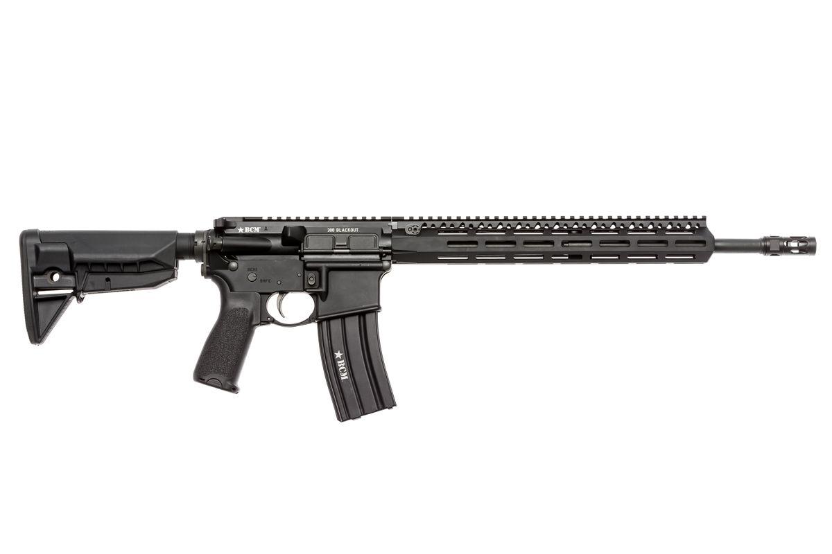 653-750   BCM® RECCE-16 MCMR Carbine (300 BLACKOUT)