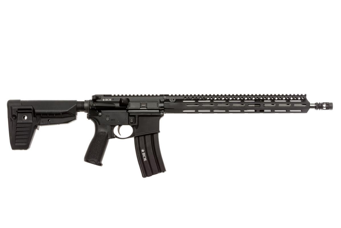 752-750   BCM® RECCE-16 MCMR Precision Rifle