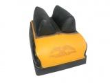 Protektor Model Dr. bag zadní bag - Mid zadní bag; uši : kůže