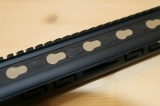 P61-BK   Krytka KeyMod otvorů - černá (10 ks)