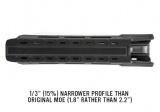 MAG538-ODG   MOE SL™ Hand Guard, Carbine-Length – AR15/M4 (ODG)
