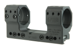 Montáž pro puškohled s tubusem 35 mm, výška 38 mm, sklon 6 MRAD