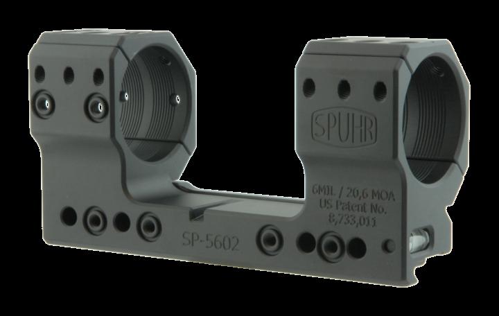 SP-5602   Spuhr SP-5602 - tubus 35 - výška 38 (-6 MRAD)