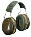 3M Peltor Bull's Eye III, vojenská zelená