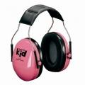 Chrániče sluchu 3M Peltor fluorescenční růžové dětské