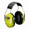 Chrániče sluchu 3M Peltor fluorescenční zelené dětské