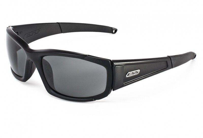 740-0296   Ochranné brýle ESS CDI - černý rám