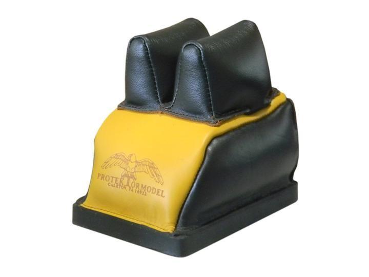 PROT-13BDSDBB   Protektor Model - zadní 13 bag, uši rabbit kůže