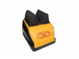 """Protektor Model - Deluxe Bumble-Bee zadní bag 3/8"""" - Mid zadní bag ; uši : Cordura"""