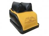 """Protektor Model - Deluxe Bumble-Bee zadní bag 3/8"""" - Mid zadní bag ; uši : kůže"""