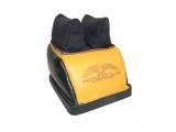 """Protektor Model - Deluxe Bumble-Bee zadní bag 3/8"""" - Rabbit zadní bag ; uši : Cordura"""