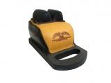 Protektor Model - Deluxe Bumble-Bee zadní bag w/ Handle - Bunny zadní bag ; uši : kůže